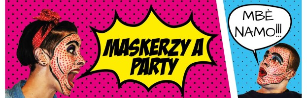 Torna il Maskerzy a Party 2014